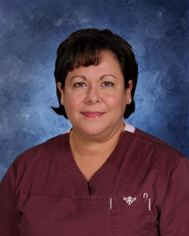 Enid Petters - School Nurse