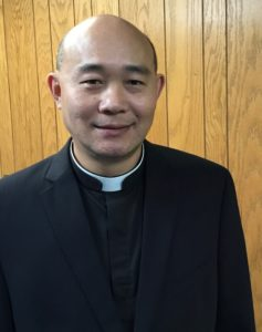 Father Joseph Pham Pastor, Infant Jesus Parish
