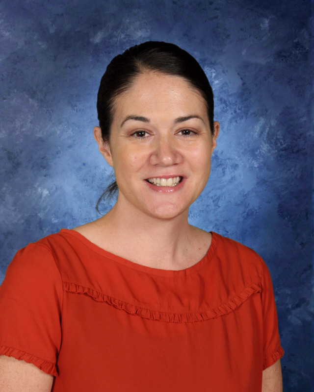 Megan Bellotti - Librarian